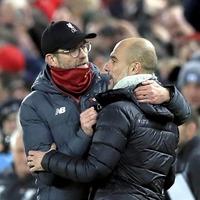 Pep pops back at Liverpool's Klopp over Manchester City Christmas 'break'