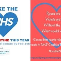 Swap 'cutesy cards' for NHS donations this Valentine's Day, says campaigner