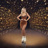 Billie Shepherd out of Dancing On Ice after fall during training