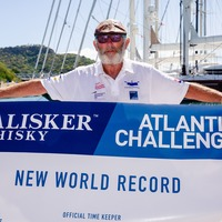 Grandfather, 70, who rowed Atlantic encourages elderly to 'find a challenge'