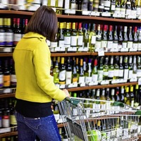 Supermarket booze sales 'grow three times faster than groceries'