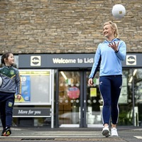 Lidl to launch new ladies' Gaelic football fundraising initiative in north
