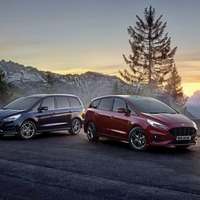 Hybrid gains for Ford's Galaxy and S-Max people carriers