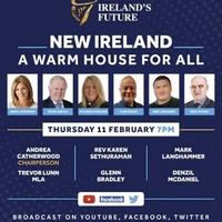 Ireland's Future to host online discussion on Irish unity tonight