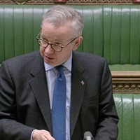 Michael Gove can sing The Sash and The Fields of Athenry