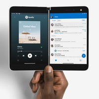 Microsoft's Surface Duo foldable phone to go on sale in UK from next week