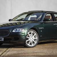 Maserati Quattroporte owned by Sir Elton John goes up for auction