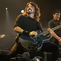 Foo Fighters top UK album chart for fifth time