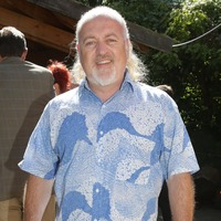 Bill Bailey and Anton Du Beke in Valentine's tribute to pet dogs