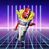 Sausage's identity revealed after being crowned winner of The Masked Singer