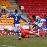 Brace by Edouard seals comeback win for Celtic