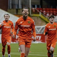 Currie praises belief in Carrick Rangers squad after stunning win at Crusaders