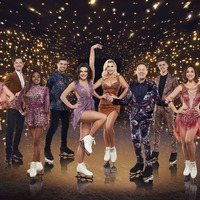Another celebrity eliminated from Dancing On Ice