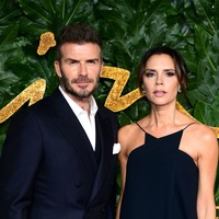 David and Victoria Beckham exchange Valentine's Day messages
