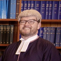 Mr Justice Michael Humphreys sworn in as new full-time High Court judge