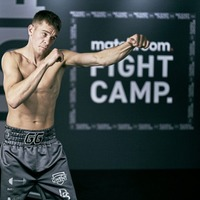Following the footsteps of the Matchstick man... Sean McComb opponent Gavin Gwynne planning Commonwealth title glory
