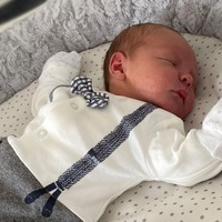 'Car Park Charlie' becomes hotel chain's youngest guest after surprise birth