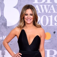 Celebrities pay tribute to Caroline Flack on anniversary of her death
