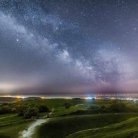 'Mesmerising' shot of Milky Way wins South Downs National Park dark skies prize