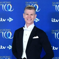 Hamish Gaman out of Dancing On Ice after finger injury