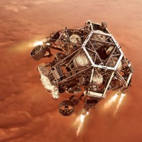 Nasa's Perseverance rover to land on Mars in hunt for life