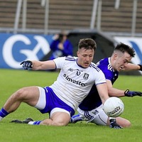 Club or county will do for Monaghan star Dessie Ward once football returns