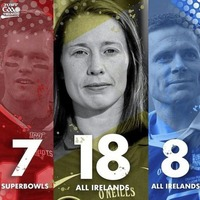 Cathy Carey and Karen McMullan: Duals in the camogie and ladies football crowns