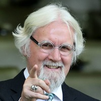 Sir Billy Connolly receives second dose of coronavirus vaccine