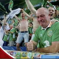 Cliftonville FC fan Kenny Murdock, whose Euro 16 tears moved the world, dies suddenly