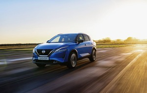 Nissan electrifies its Qashqai family favourite