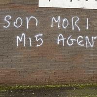 Graffiti targeting Irish News journalist Allison Morris widely condemned