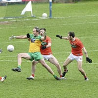 Mickey Trainor steps down after 11 years of sterling service with Armagh
