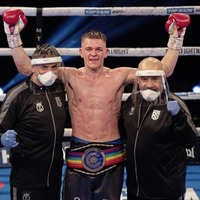 Defeat was a 'bump in the road' says Sean McComb after loss to Gavin Gwynne