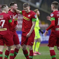 Paddy McLaughlin wants people to sit up and take notice of his in-form Cliftonville