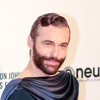 Jonathan Van Ness gets Covid jab after scheme expands to include those with HIV