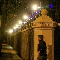 Lights and security signs around Chinese Consulate 'more in keeping with industrial estate'