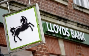 Profits plunge by 72 per cent at Lloyds Banking Group