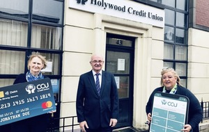 Clonard Credit Union opens sixth branch after Holywood expansion