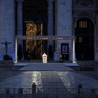 Pope Francis: Living Lent with love means caring for those suffering in the Covid-19 pandemic