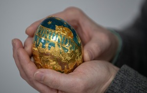 Golden Cadbury's egg sold at auction for £37,200