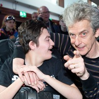 Peter Capaldi donates Doctor Who series finale script to charity auction