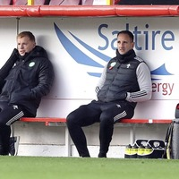 Brendan Rodgers backs interim boss John Kennedy to stabilise Celtic