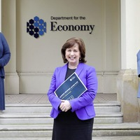 Covid-19 economic recovery plan will require £290 million in first year - Diane Dodds