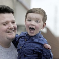 Couple's 'shellshock' after four-year-old son waiting for new heart tests positive for Covid - and pulls through