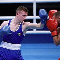 Olympian Brendan Irvine to enter fray in Bulgaria