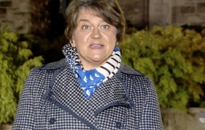 Arlene Foster: Omagh bomb families deserve apology over delay to inquiry ruling