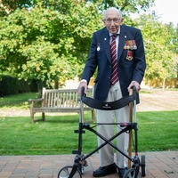 Trees to be planted around the world in Captain Tom's honour