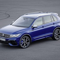 Volkswagen gives Tiguan the R treatment