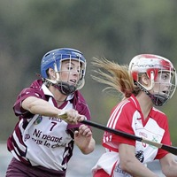 Clare McGrath aching to get back into Slaughtneil camogie colours