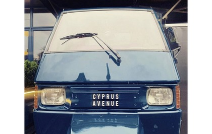 Eating In: Cyprus Avenue pizza van, you're the man